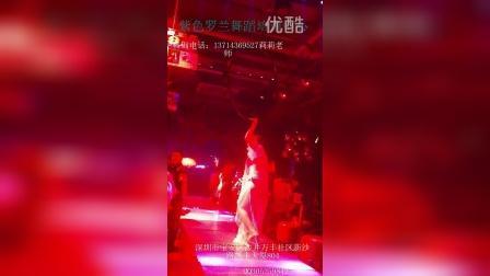 广东省深圳市宝安区沙井紫色罗兰舞蹈培训中心莉莉吊环舞