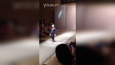 蔡杰2014上海儿童时装秀