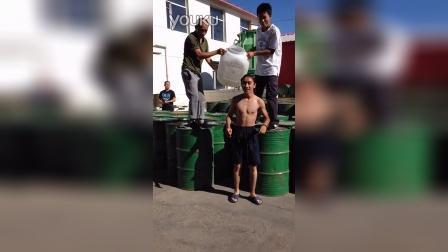 王欣冰桶挑战!