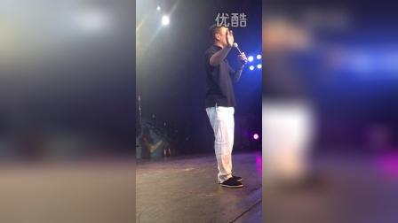 二龙湖浩哥在沈阳西部酒城演出