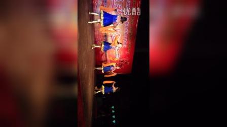 沁源县图书馆配乐快板表演