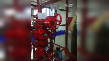 消防技能自动喷水灭火系统培训