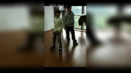 小凯街舞练习 -TF家族TFBOYS加油少年