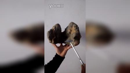 玉峰竞秀  灵璧石  精品山峰  精品原石