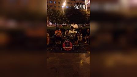 葫芦岛 架子鼓翻奏 drumcover (freestyle)