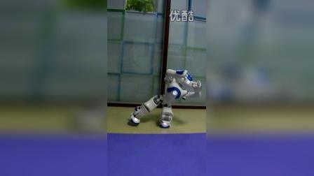 NAO机器人跳中国舞