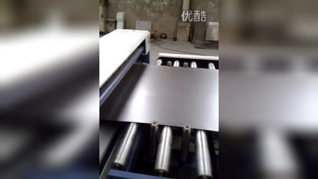 电缆桥架自动化生产设备
