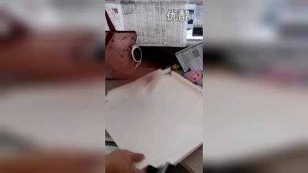 蛋糕盒折起视频