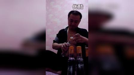 【寂寞Q吧】东北爷们就是拽!3斤白酒吹瓶哥_高清