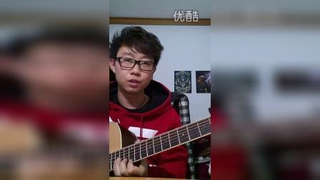 【小羽】平凡之路吉他教学-to翔宇