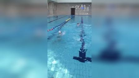 镇江九华锦江 14.12.20日 游泳活动3