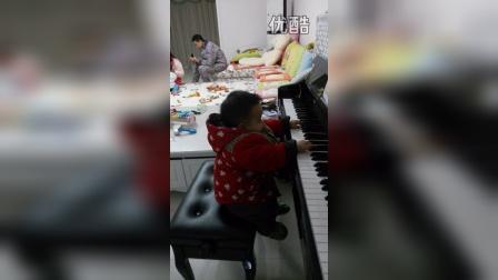 20150106_真正的钢琴家小朗朗