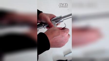 ELKAY 艾肯不锈钢龙头 FS1-U 阀芯拆卸