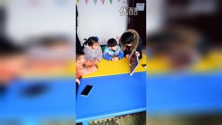 岐岐妈讲故事《极地特快》片段