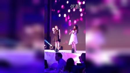 张靓颖—20150131黄凯酒庄中国区开幕时尚音乐会