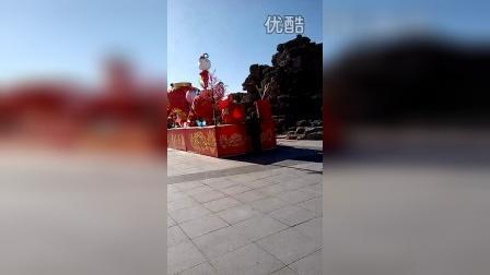 祝托克托县人民新春快乐福寿安康