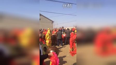 河北省黄骅市羊二庄马庄子村大鼓队