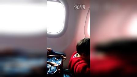 VID20150226乘坐深圳航空南京至沈阳