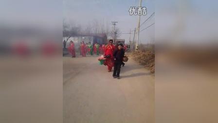 济南市济阳县娄家村秧歌队