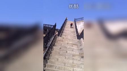 2015最新小超跳鬼步舞爬阶梯