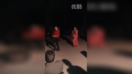 山东省沂水县马站镇鞠家庄子村2015年广场舞汇演