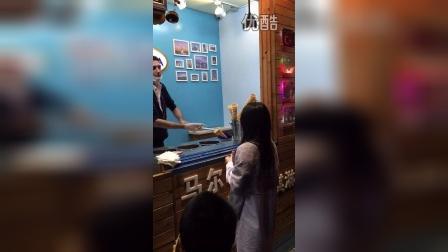 厦门·鼓浪屿·马尔马拉·土耳其冰淇淋