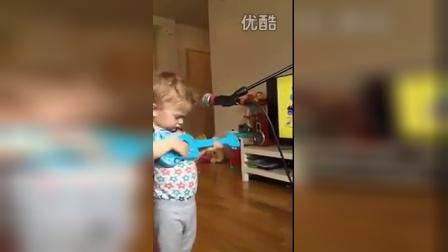 Kid Sings Ed Sheeran Thinking Out Loud