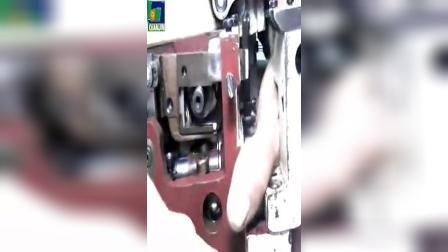 08四线包缝机维修教程视频