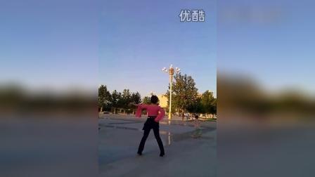 新河县青青广场舞 油菜花儿开