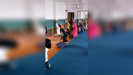漳平红舞鞋舞蹈培训中心八级班