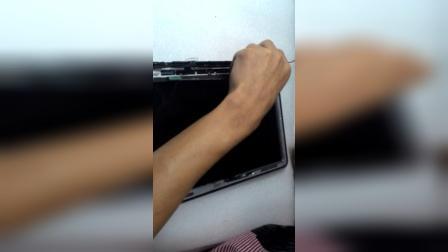 MacBook Air 拆屏教程