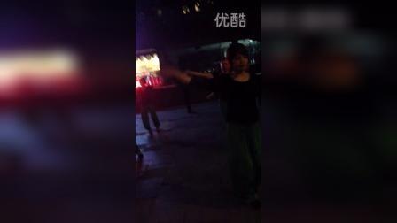 福州市台江区步行街,杨姐,广场舞队,对不起现在才爱上你