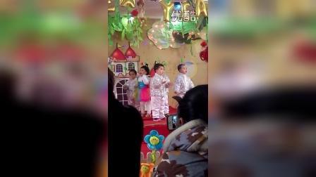 刘宝贝2015幼儿园元旦表演2