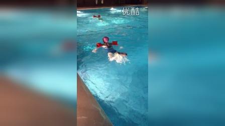 喜来登游泳培训 2015-6-5 01