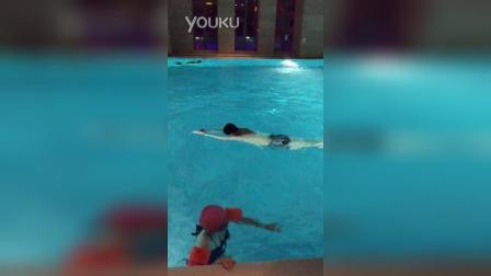 喜来登游泳培训 2015-6-5 02