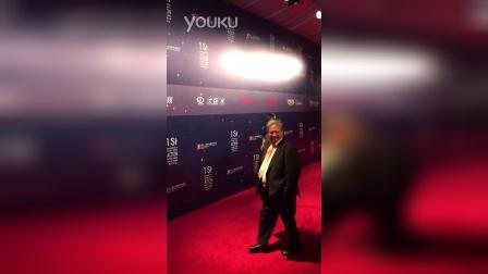 KAZI上海成龙动作电影周之夜 红毯