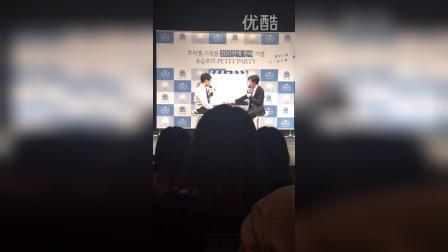【CTU俞承豪中国】俞承豪CJ第一制糖蛋糕突破200活动视频5