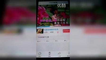 杜国龙OK男唱女声模仿 刘凤屏 八仙过海 VID_20150709_200837