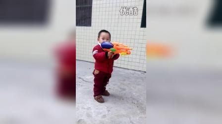 儿歌视频大全 儿童2岁萌宝 宇轩 2015