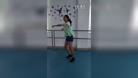 小茉莉舞蹈房,一分钟zumba!
