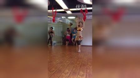 2015,7月东方舞培训班