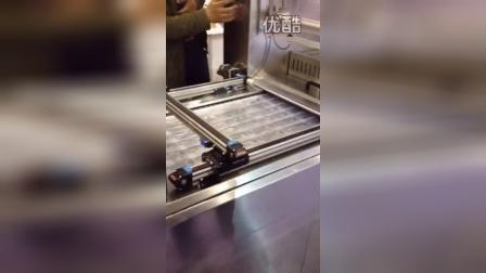 东莞CCM滑台喷码机导轨直线模组