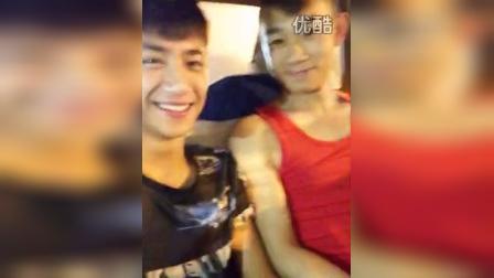 GIF快手美拍秒拍小咖秀短视频小泽泽拍友汇梦想达人周年庆 (48)