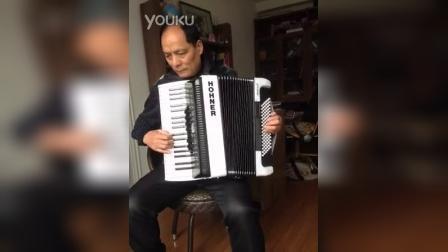 美地手风琴初中级教程小圆舞曲