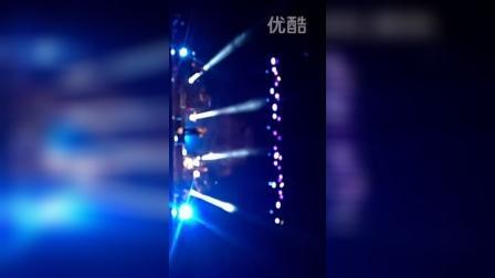 owl city广州演唱会片段
