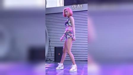 【阿飞】韩国性感女团舞蹈美女Rose Queen Something