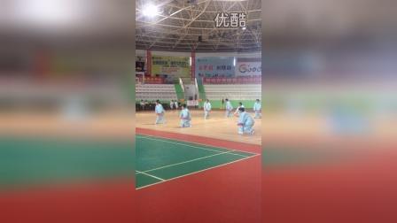 太极功夫扇--内蒙古通辽市开鲁县东风镇