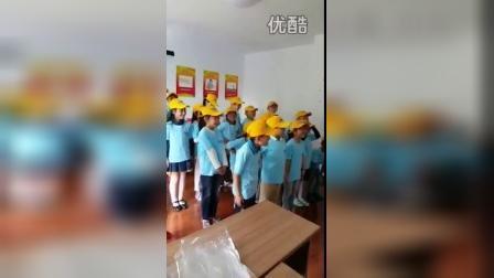 大同快乐魔方作文培训学校特色教育大阅兵观后感