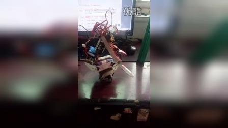 双足机器人变汽车