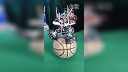 轮球机器人
